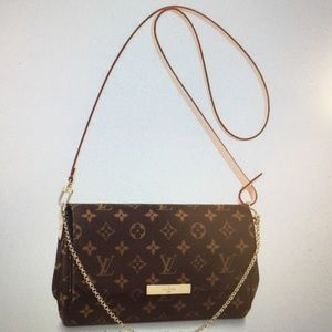 💕💕Louis Vuitton Favorite MM  Monogram💕💕